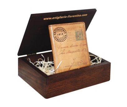 rossini-portafoglio pelle-portafoglio uomo-auto d'epoca-porta carte di credito-made in italy-bagaglioamano
