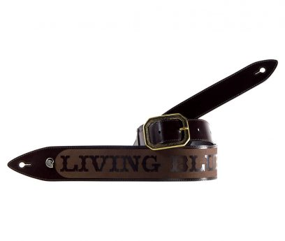LIVING BLUES dark brown