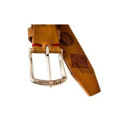 Cintura pelle marrone Artiglieria Fiorentina marr