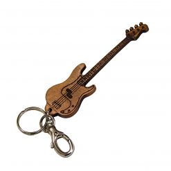 portachiavi chitarra fender precision bass
